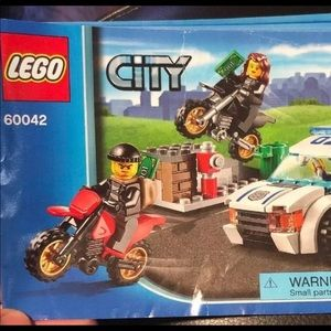 LEGO City Instruction Manual ONLY